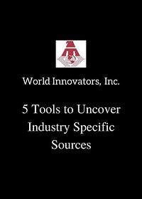 5 Tools to Uncover Industry Specific Sources.