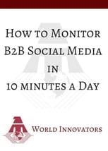 B2B Social Media in 10 minutes a Day - logo bg