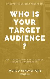 B2B Marketing Target Audience