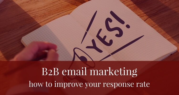 Increase Your B2B Email Response Rate